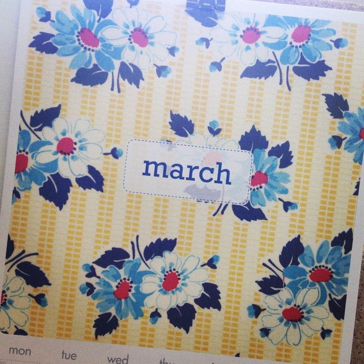 It's never too late to start organising with a Miss Meg handmade calendar or planner! www.missmegshop.etsy.com