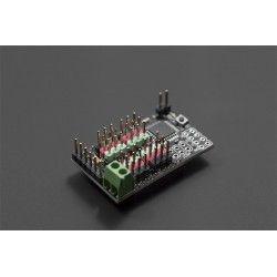 Contrôleur de servomoteur Flyduino-A 12 (compatible Arduino)