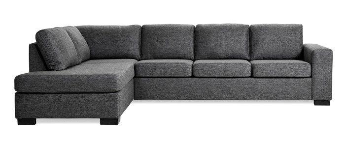 Produktbild - Nevada, 3-sits soffa med divan vänster