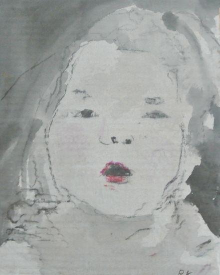 Rita Koolstra - het meisje met rode lippen