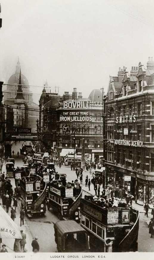 Ludgate Circus c.1927