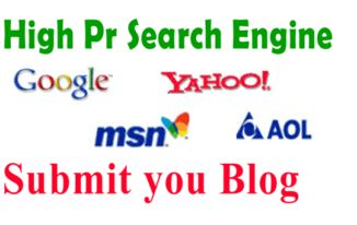 Search Engine Submission Site List