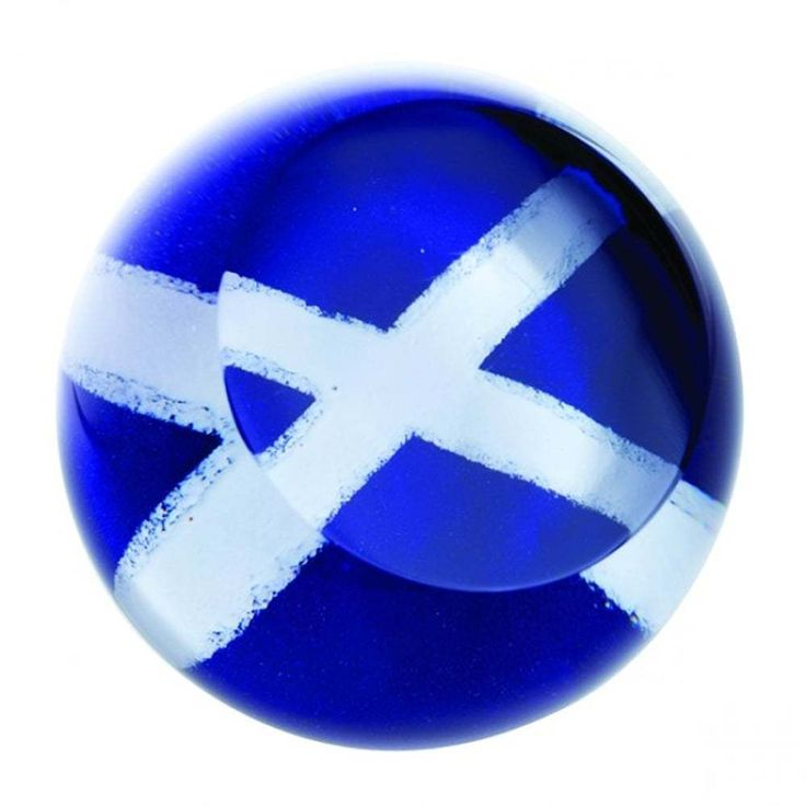 Caithness Glass Scottish Saltire Flags Paperweight New Boxed U17042 in Pottery, Porcelain & Glass, Glass, Art Glass | eBay!