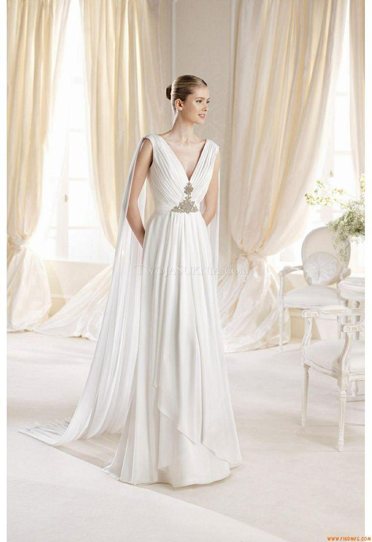 37 besten Vestidos de noiva La Sposa Bilder auf Pinterest ...