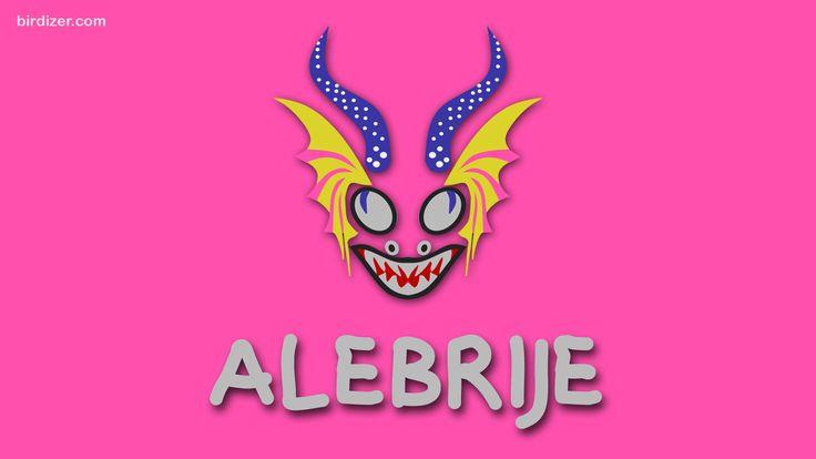 Alebrije máscara wallpaper