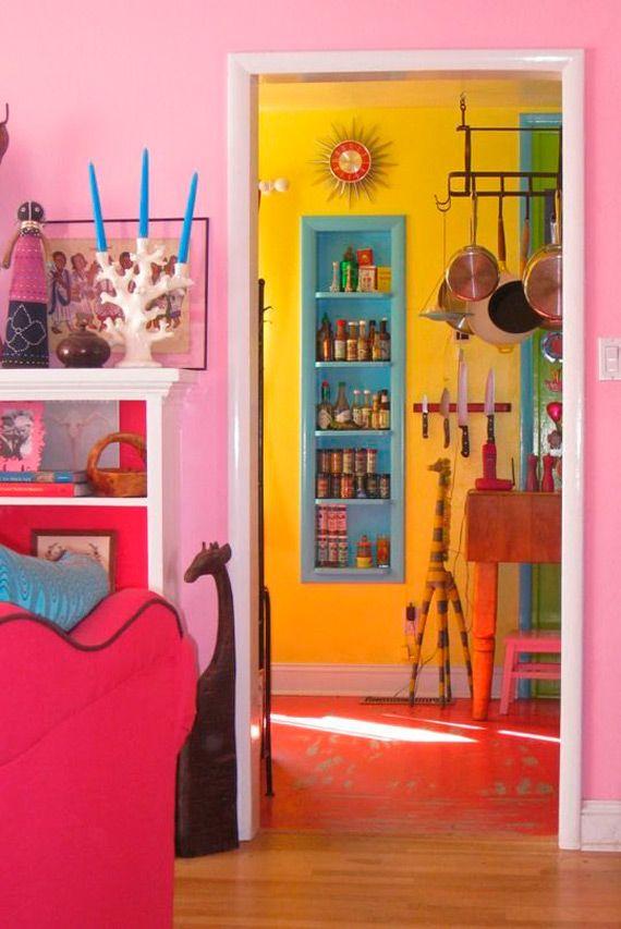 AS CORES DE CHRISTINE - dcoracao.com - blog de decoração