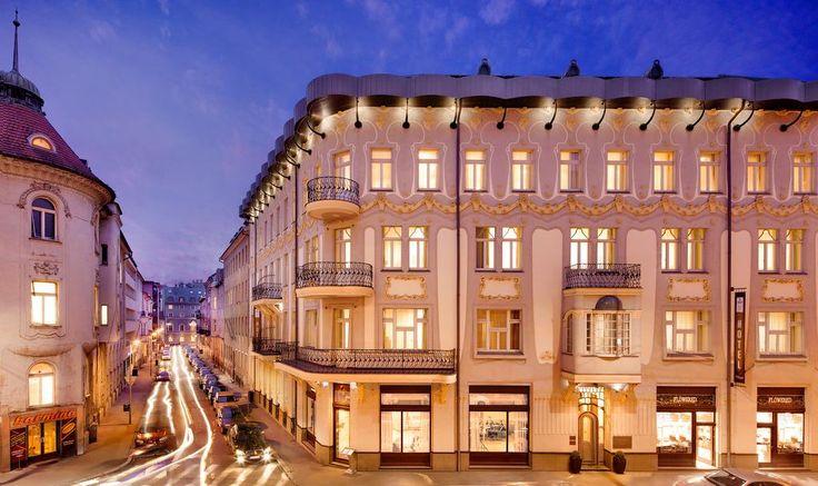 Tulip House Boutique Hotel - Bratislava #HotelDirect info: HotelDirect.com