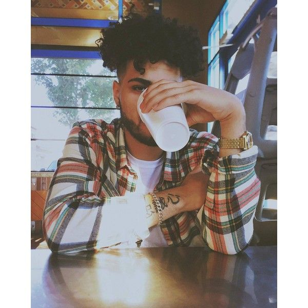 """RONNIE BANKS on Instagram: """"Horchata"""" ❤ liked on Polyvore featuring home and home decor"""