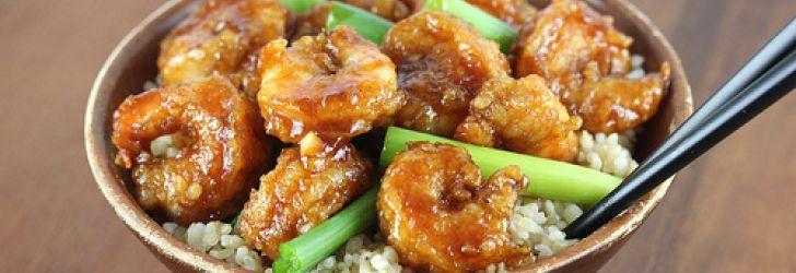 Receita de camarão mongol - Prato chinês - Show de Receitas