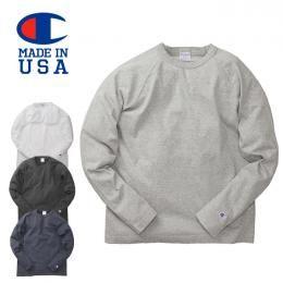 T1011(ティーテンイレブン) ラグランロングスリーブTシャツ 14FW アメリカ製【米国】チャンピオン(C5-Y401)
