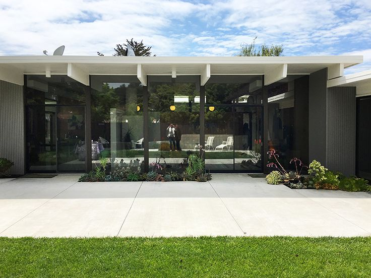 We expected a lot from the 2017 san mateo highlands eichler home tour