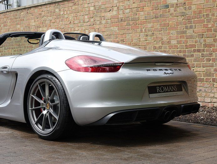 find this pin and more on porsche boxster spyder 2015