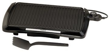 Indoor Electric Grill contemporary-electric-grills-and-skillets