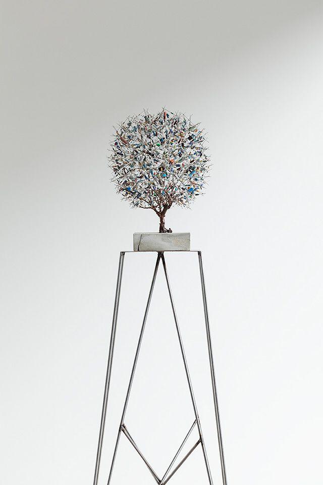 Sacred Space: New Technological Mandalas by Leonardo Ulian technology sculpture mandala geometric computers