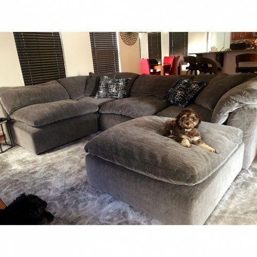 Sectional Sofa For Living Room Furnituredecor Sectionalsofas In 2020 Sectional Sofa Comfy Living Room Decor Cozy Modular Sofa