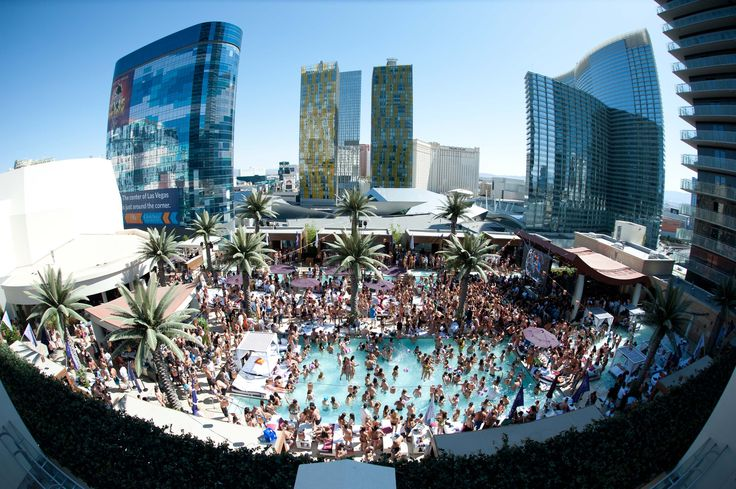 Looking to be at the forefront of the electronic dance music and daytime lounge scene? The Marquee Dayclub, at the Cosmopolitan Hotel is the place to go.