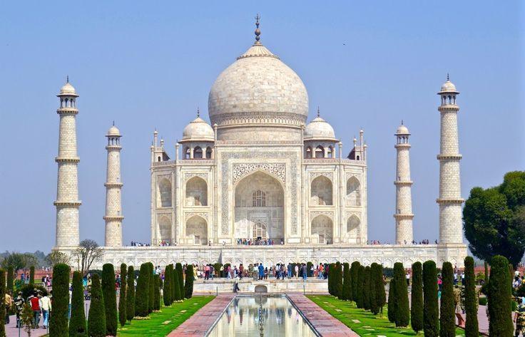 Indien #Asia #Asien #Indien #India #Taj #Mahal #TajMahal #Travel #Resa #Resmål #Agra