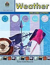 Weather, Teacher Created Resources.  Great for unit studies and multiple ages.  Grades 2-5.