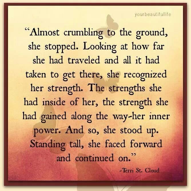 Developing Strength Motivational Quote: 23 Best Images About Strength Quotes On Pinterest