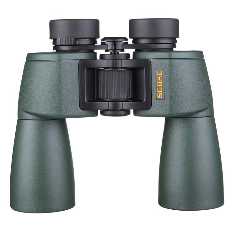 SCOKC Wide Angle Powerful  hd 10x50 binoculars bak4 power zoom long range telescope binoculars telescope wide angle hunting  ~ Click the VISIT button to find out more on  AliExpress.com. #Camping