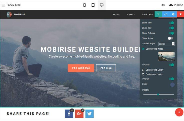 113 best website builders images on pinterest