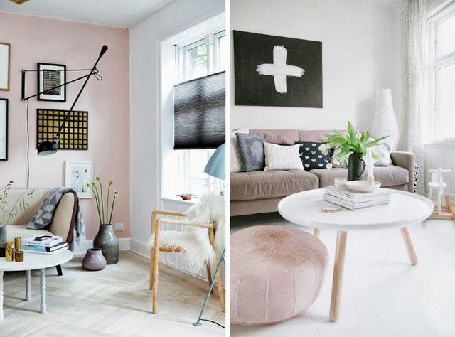 36 best inspiration scandinave images on pinterest home ideas living room and homes - Deco scandinave salon ...