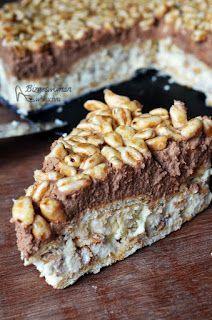 Kochamy ciasta bez pieczenia prawda? Są zawsze pyszne, kaloryczne (niestety) i szybko znikają.   3 Bit ( sprawdź ) dzieli się teraz u mn...
