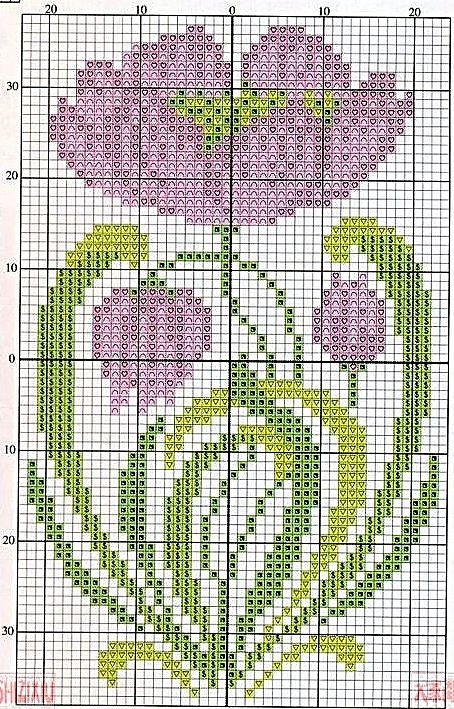 Cross stitch *@* art deco