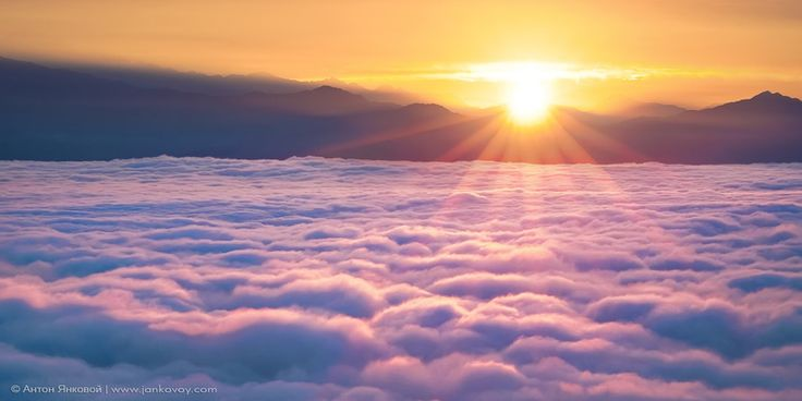 Above the Clouds Photography