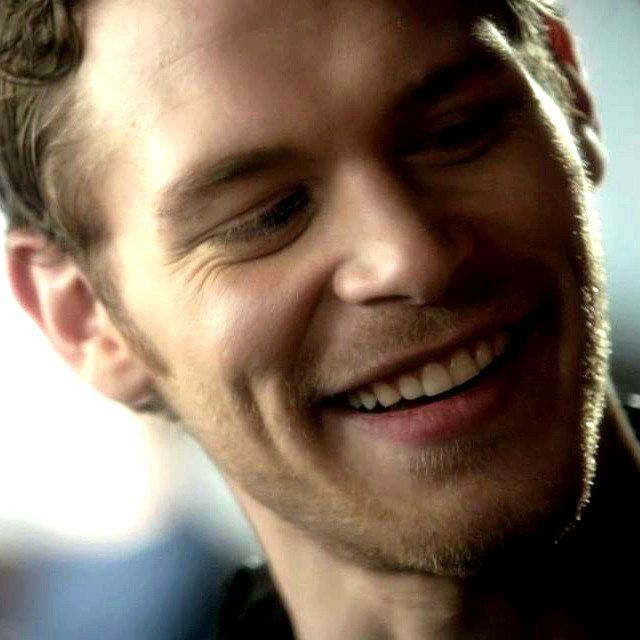 Klaus Mikaelson Quotes: Klaus Mikaelson's Smile