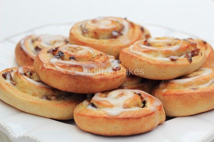 Koffiebroodjes - Judiths Cakes