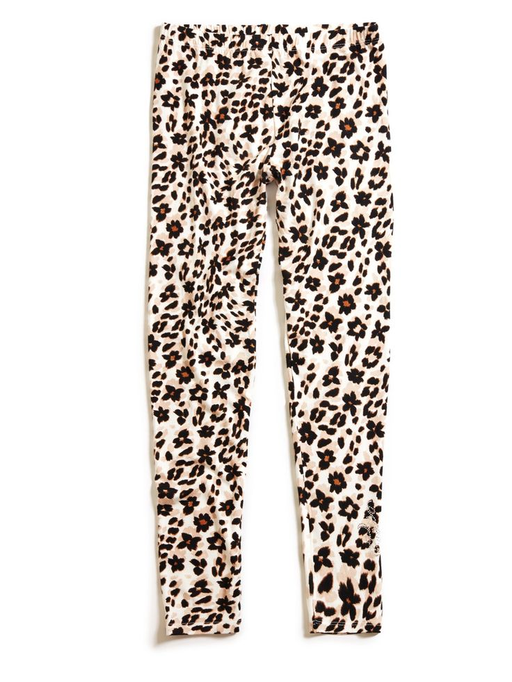 Lyna Leopard Leggings (4-16)