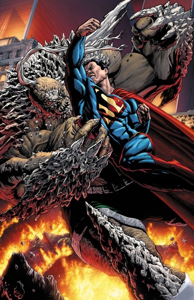 Doomsday & Superman