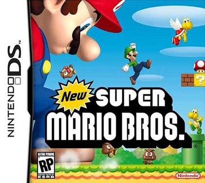 NINTENDO New Super Mario Bros NDS New Super Mario Bros. Nintendo DS Game http://www.comparestoreprices.co.uk/nintendo-ds-games/nintendo-new-super-mario-bros-nds.asp
