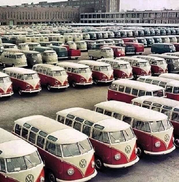KOMBI CITY will have only one :-)