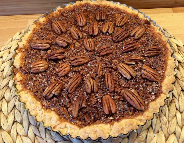 Pecan Pie  American Southern Dessert