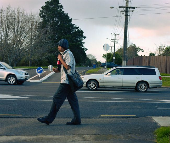 Edith Amituanai, Pie & Coke, from The End of My Driveway, 2011