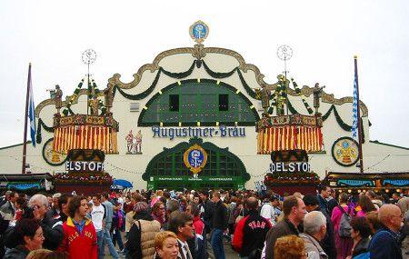 Munich: Beer & #Oktoberfest #gourmettrails