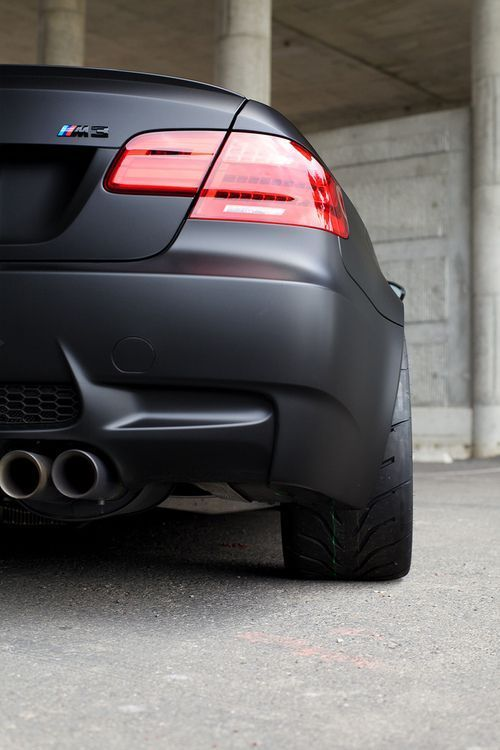BMW M3 Achievable paint job. Just use matte black dip with some pearlizer mixed in!! Both available on motodips.com