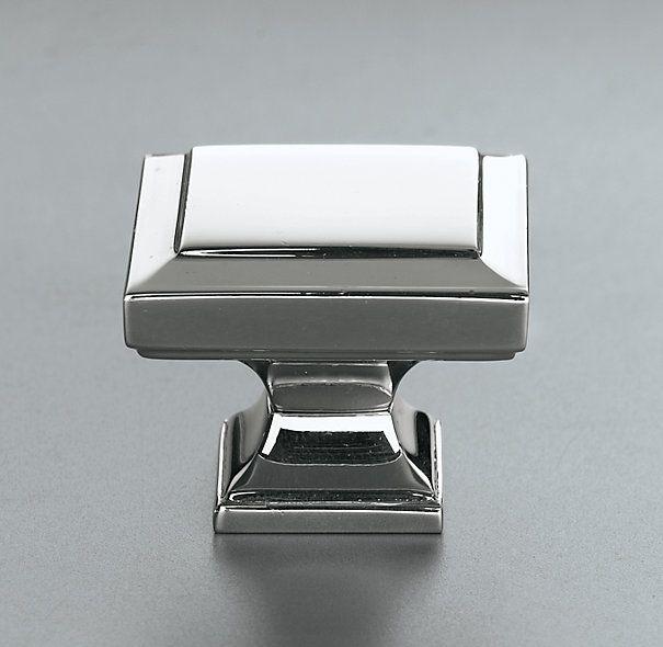Restoration Hardware Kitchen Cabinet Hardware: Westwood Knob. Restoration Hardware, $16 11/2 Inch