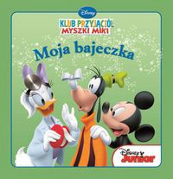 #Książka dla dzieci MOJA BAJECZKA #Klub Przyjaciół Myszki Miki #Myszka Miki