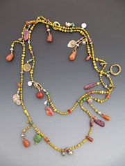 Playful necklace