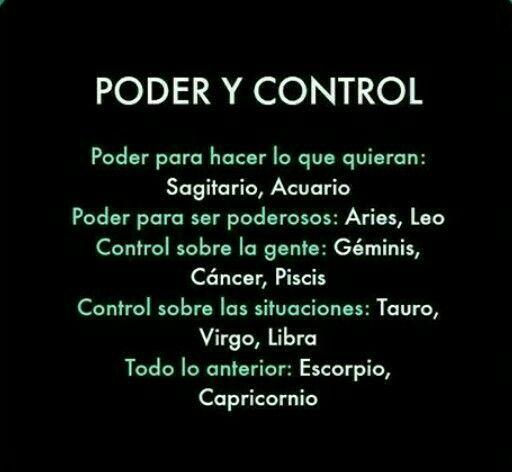 Poder y control :-)
