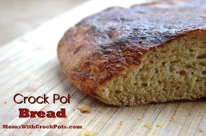 Fast Bread in a Slow Cooker: 16 Slow Cooker Bread Recipes - This collection includes savory slow cooker breads, sweet slow cooker breads, and slow cooker monkey bread recipes.