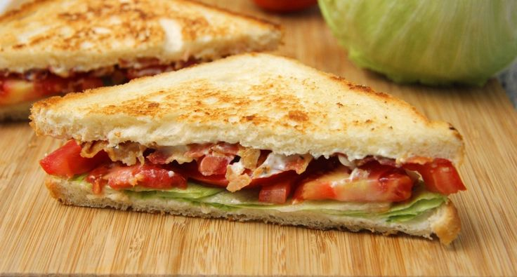 BLT szendvics recept (bacon-lettuce-tomato) | APRÓSÉF.HU - receptek képekkel