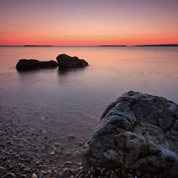 Topsail Beach, Newfoundland