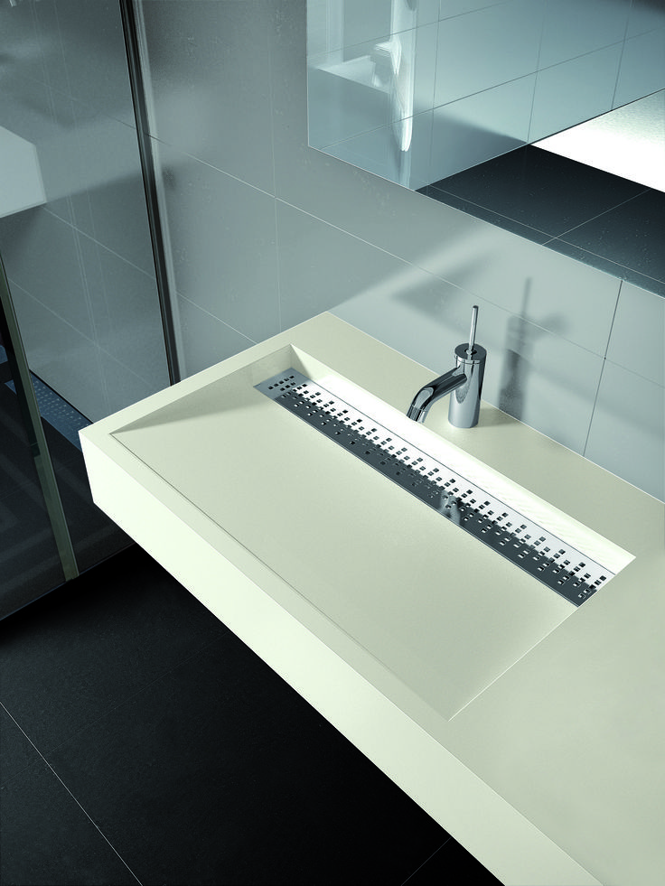 Progress Profiles' newest collection offers high-tech solutions for the bathroom. #Cersaie2015