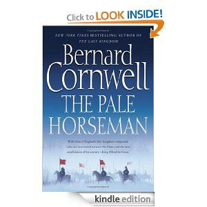 Amazon.com: The Pale Horseman (Saxon Tales) eBook: Bernard Cornwell: Kindle Store, not on my kindle, this is 2nd in series.