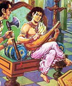 Samudragupta maurya .