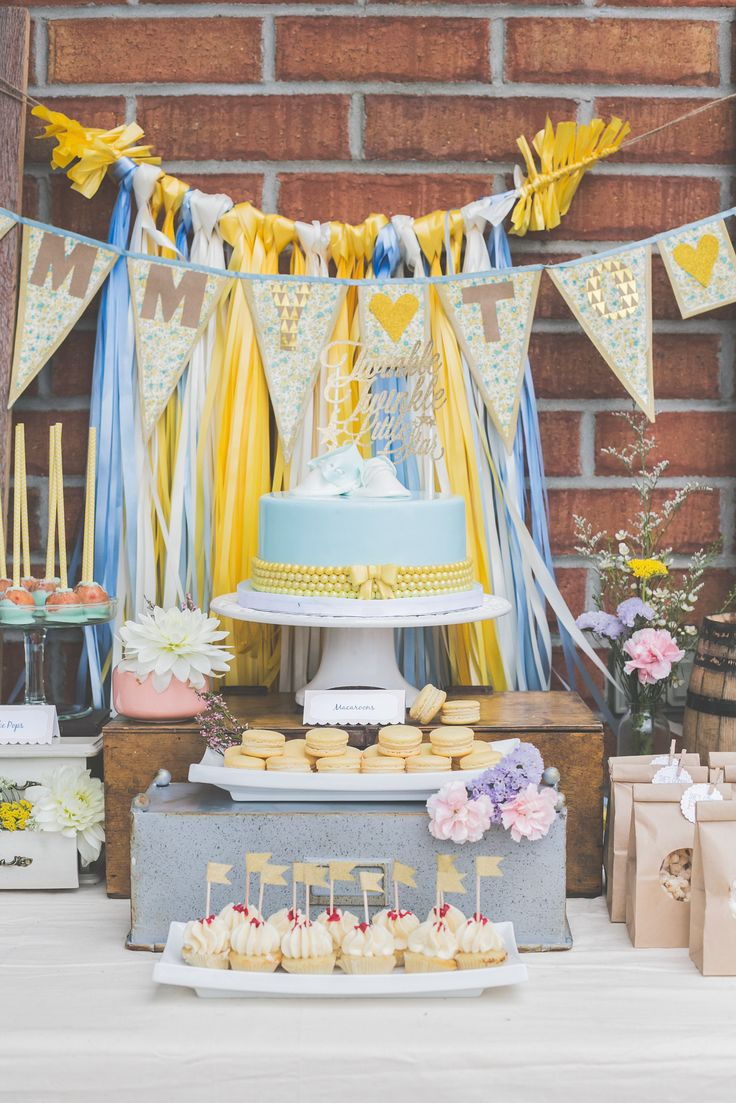 Whimsical Baby Shower | Photography: Kayla Rocca Photography - www.kaylarocca.com  Read More: http://www.stylemepretty.com/living/2014/08/21/whimsical-baby-shower-2/